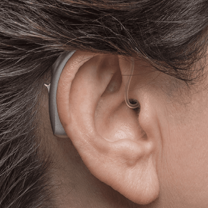 Behind-the-ear (BTE) Hearing Aid
