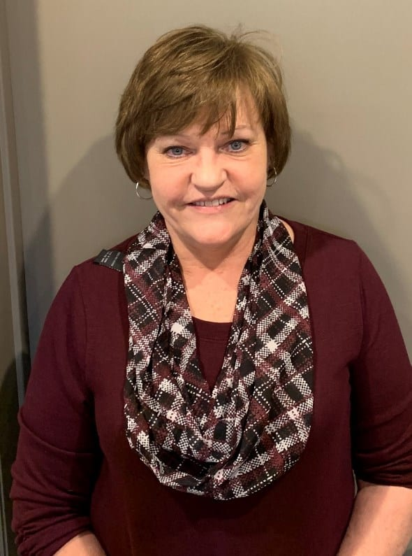 Audiology Assistant Janet Creel. Audiology and Hearing Aid Associates.