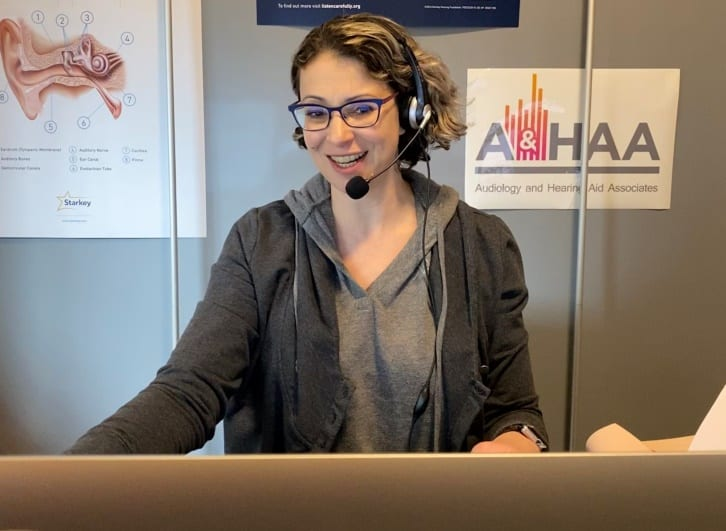 Access audiology appointment